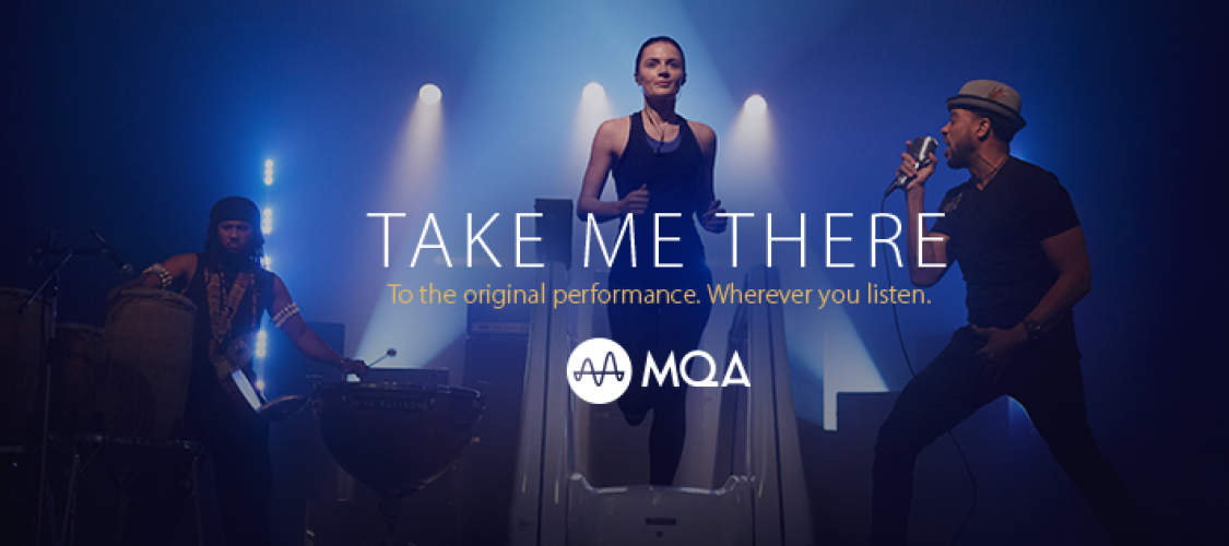 Take Me There – MQA Ad Campaign